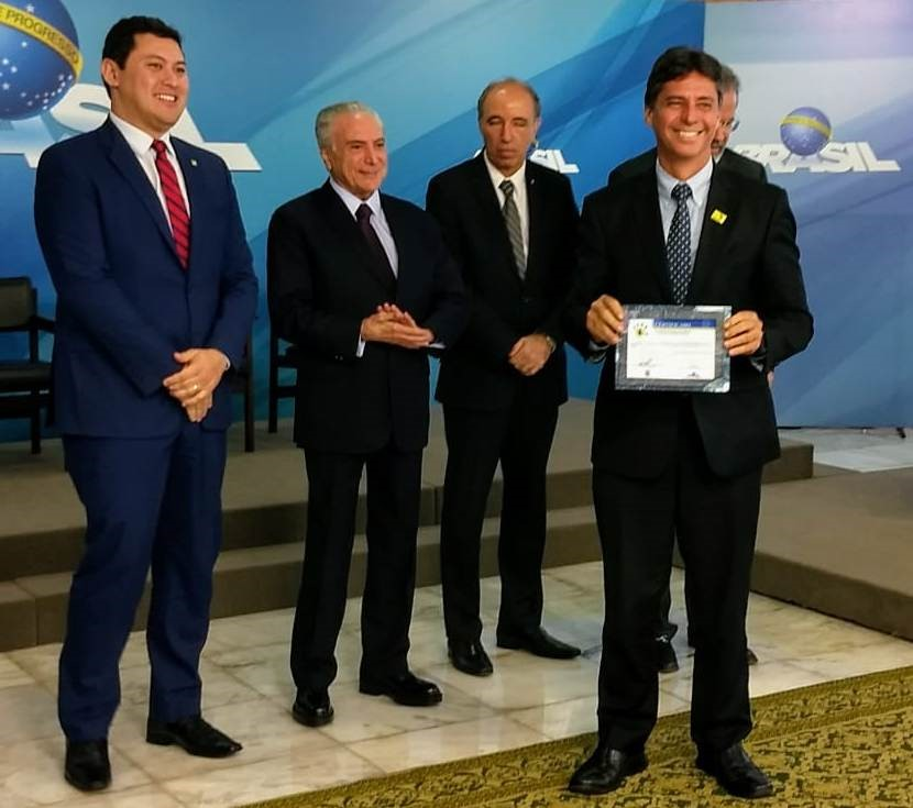 bf103aef41 SEJUS - Sejus recebe Selo Nacional de Responsabilidade Social